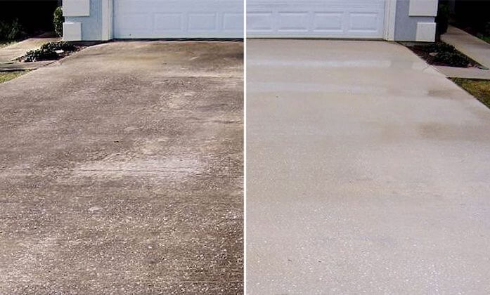 silver spring driveway cleaning