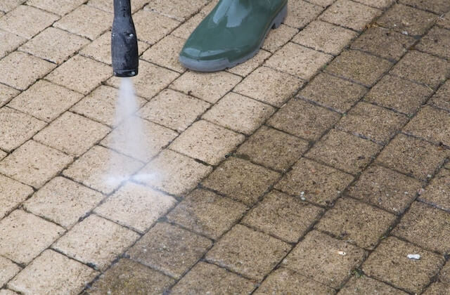 silver spring patio cleaning