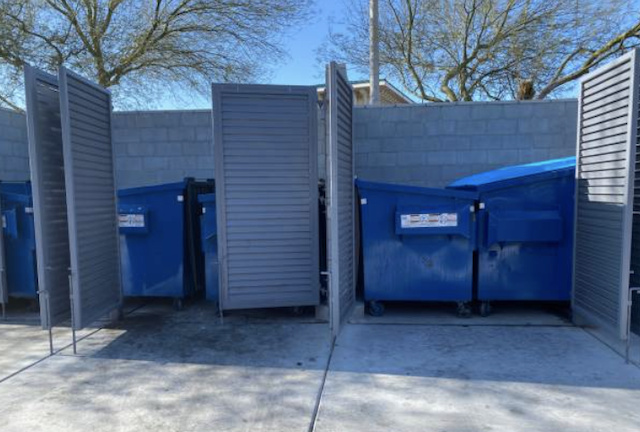 dumpster cleaning in silver spring