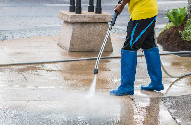 commercial cleaning silver spring